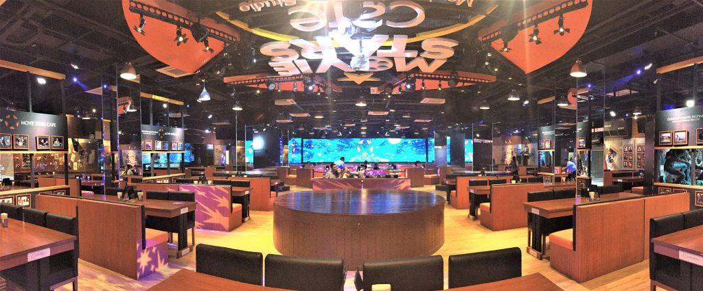 Movie Stars Cafe at Eton Centris