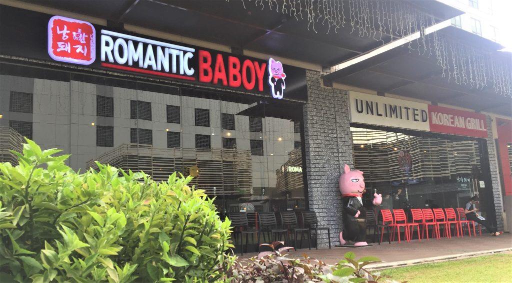 Romantic Baboy at Eton Centris