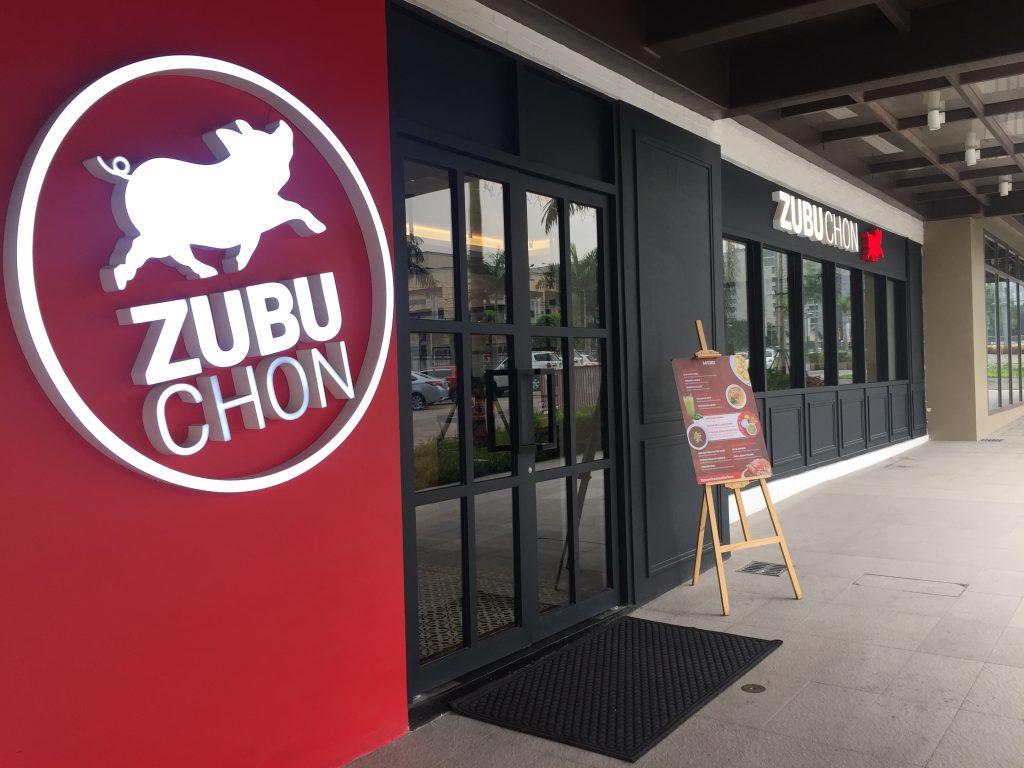 Zubuchon at Eton Centris